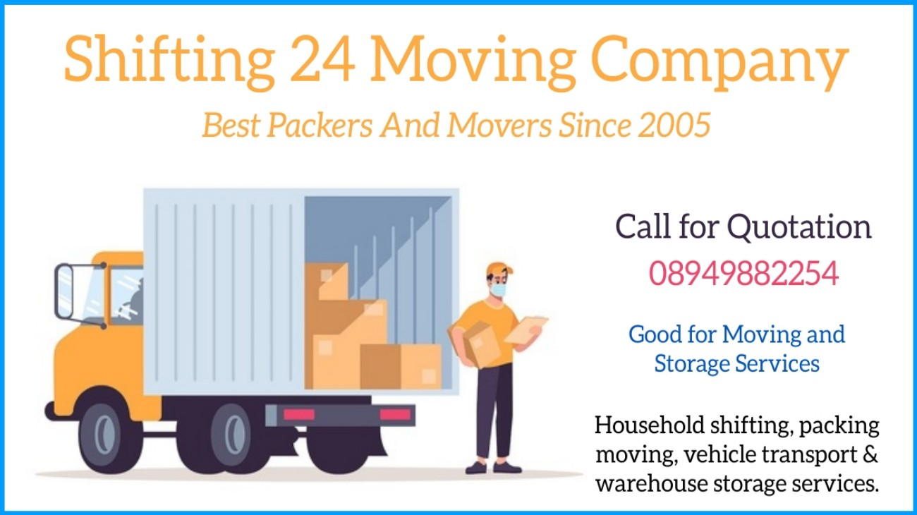 Shifting 24 packers and movers