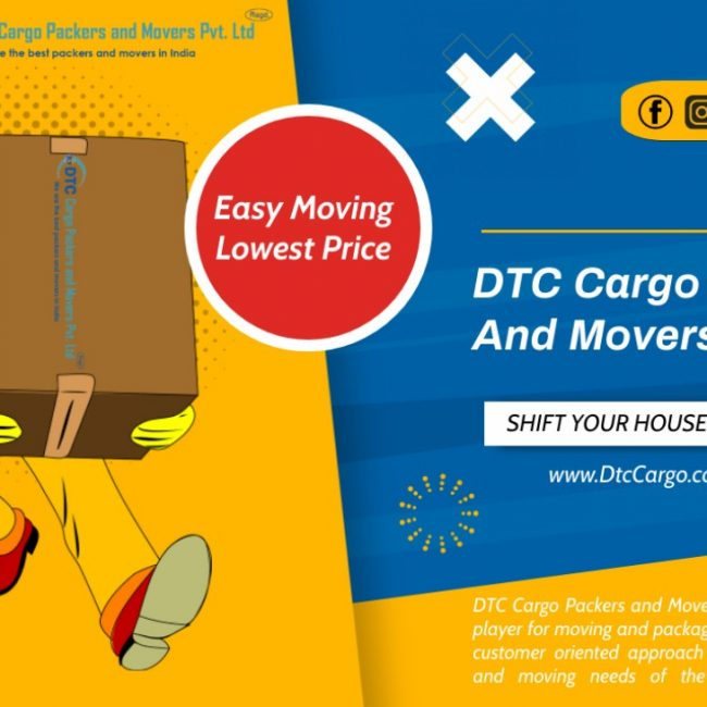 DTC Cargo Packers And Movers In Bangalore